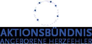 Aktionsbündnis Angeborene Herzfehler (ABAHF) Logo